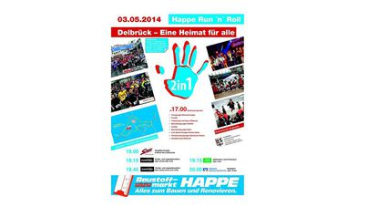 Happe Run `n`Roll 2014