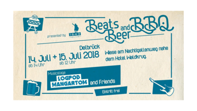 Beats Beer and BBQ-Festival 2018