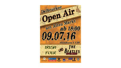 Open Air Alter Markt 2016