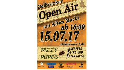 Open Air Alter Markt 2017